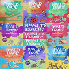 McDonalds Happy Meal Toy 2018 Roald Dahl Animal Childrens Story Books - Various