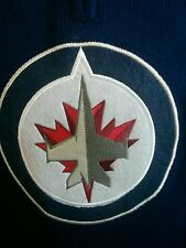Authentic Winnipeg Jets youth pullover sweater NHL