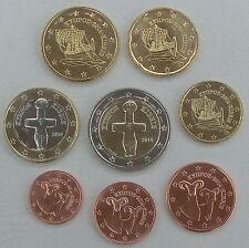 Euro KMS Zypern 2014 unz