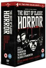 The Best of Classic Horror [DVD]