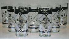 2015 KENTUCKY BOURBON BARREL ALE HIGHBALL / TUMBLER GLASSES (SET OF 9)
