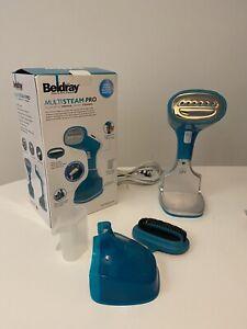 Beldray Multisteam Pro  Handheld Garment Clothing Steamer