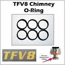 6 - TFV8 BEAST Chimney Orings ( ORing O-Rings smok Seals Gaskets ) LEAKBUSTERS!