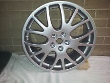 "MASERATI ""TROFEO"" ALLOY WHEEL REAR 19"" FACTORY/OEM - Suit Gransport/Coupe/Spyder"