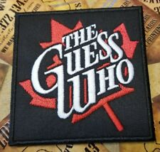 The Guess Who patch