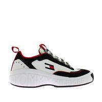 Tommy Hilfiger Heritage Low Cut Ico Sneaker Uomo EM0EM00391 0K6 RWB