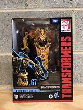 SKIPJACK #67 Transformers Studio Series Voyager 2020 Constructicon Devastator