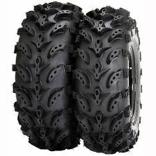 (2) New Interco 25x12-9 25-12-9 Swamp Lite 6-Ply All Terrain ATV Tires SWL-55