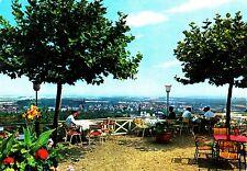 Bad Nauheim , Blick vom Johannisberg, Ansichtskarte, ungelaufen