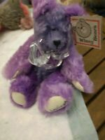 Sally Winey 10 in Mohair Bear SILVER LINING WBP 8007 #29