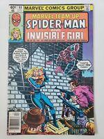 MARVEL TEAM-UP #88 (1979) SPIDER-MAN! INVISIBLE GIRL! HTF NEWSSTAND VARIANT ED