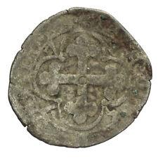 ITALIA SAVOIA Emanuele Filiberto - Soldo IV tipo - 1577