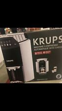KRUPS EA9000 automatic espresso machine