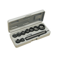 AK709 Sealey Tools Gasket Punch Set 10pc [Engine] Punches, Gasket