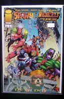 Spawn Undead Dark Ages Blood Feud Medieval Set High Grade Comic Book RM1-188