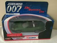 TY07601 'Die Another Day' Jaguar XKR (Working Features) Corgi 1:36