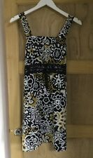 Lovely Holiday Summer Dress Size 10