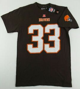 NEW NFL Cleveland Browns Trent Richardson T-Shirt Size Men's S