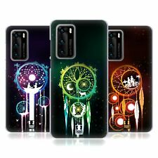 HEAD CASE DESIGNS DREAMCATCHER SILHOUETTE SOFT GEL CASE FOR HUAWEI PHONES