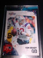 2020 Score Football Tom Brady Tribut INSERT TB-2010. MINT CONDITION