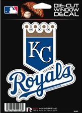 Kansas City Royals Die Cut Decal-Car Window, Laptop, Tumbler. See Description