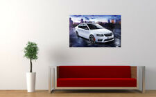 "SKODA OCTAVIA RS 230 PRINT WALL POSTER PICTURE 33.1""x20.7"""