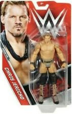 Wwe Basic Wrestling Action Figure Chris Jericho