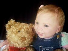 Samantha Reborn Custom Doll by Donna RuBert Little Darlins Nursery Rita Meese