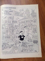 1963 GE General Electric Light Bulb Ad   Mister Magoo