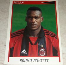 FIGURINA CALCIATORI PANINI 1998/99 MILAN N'GOTTY 189 ALBUM 1999