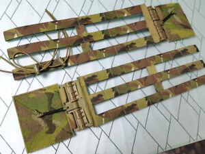 Skeletal Cummerbund Belt with Quick Release Buckle for JPC XPC Tactical Vest M/L