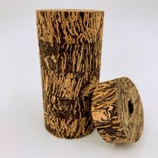 "Cork Rings 36 Cactus Burl 3 , 1 1/4"" x 1/2"" x 1/4"" Hole"