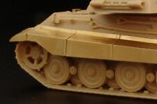 HAULER 1/72 Pz. Pour Kpfw. VI Ausf. B KING TIGER Fender Set for Revell # 72056