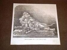 Bersagliere Dopo la battaglia Statua del 1884 Gruppo Gesso di Ferruccio Crespi