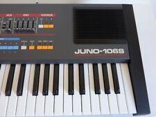 Roland Juno 106s serviced superb condition     106