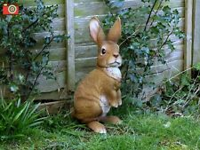 More details for look out rabbit. vivid arts. lovely ultra realistic home & garden ornament.