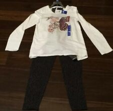 jessica simpson Girls 2pc Animal Print set Size L(14-16)