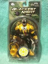 Sinestro Corps member ARKILLO Yellow Lantern Blackest Night DC Direct figure new