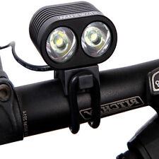 2x CREE XML T6 LED Front Bicycle Bike HeadLight Head Light Flashlight WOSAWE