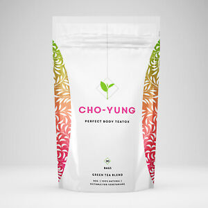 Cho Yung Tea - Green Detox and Weight Loss Tea - Burn Fat - Diet UK