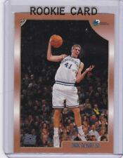 DIRK NOWITZKI ROOKIE CARD 1998/99 Topps Basketball RC Dallas Mavericks
