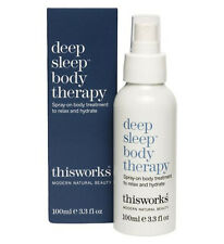 This Works Deep Sleep Body Therapy 100ml