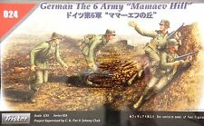 Tristar 024: 1/35 German Infantry 6 Army Mamaev Hill (4 Figures)