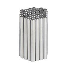 D3/16X2 Tungsten Carbide Round Rod, Precision Ground, Polished YK20 39Pcs/Set