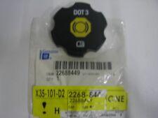 SILVERADO SIERRA HD2500 HD3500 BRAKE MASTER CYLINDER CAP 2007-2014 NEW  22688449