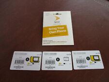 Sprint Bring Your Own Phone Sim Kit