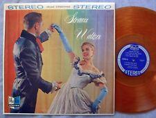 Strauss Waltzes Royal Viennese Orchestra LP Mayfair 9520S 1957 Yellow Vinyl VG