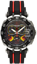 Tissot T-race Stefan Bradl Chronograph Mens Watch T0924172705702 List