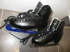 Graf 500 Black ice skates size 34/ uk size 1.5-2 great condition rrp £99