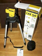 Stabila Lax 50 LAX50 Laser cross Line Laser with Tripod